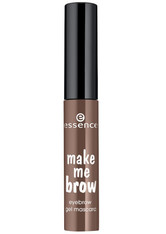 ESSENCE - essence - Augenbrauen Gel - make me brow - eyebrow gel mascara 02 - browny brows - AUGENBRAUEN