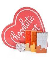 I HEART MAKEUP - I Heart Revolution - Geschenkset - Chocolate Heart - Geschenke für Sie