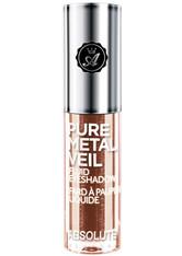 ABSOLUTE NEW YORK - Absolute New York Make-up Augen Pure Metal Veil AMV03 Copper Glitz 1 Stk. - Lidschatten