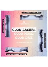 ESSENCE - essence - Falsche Wimpern - online exclusives - good lashes.good mood.good day. false lashes box 01 - FALSCHE WIMPERN & WIMPERNKLEBER