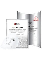 SNP Gesichtsmasken Diamond Brightening Ampoule Mask Tuchmaske 1.0 pieces