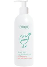 Ziaja - Körperpflege - Mum Feminine Hygiene Wash - ZIAJA