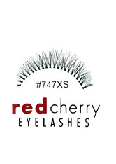 RED CHERRY - Red Cherry - Falsche Wimpern Nr. 747XS Branson - Echthaar - FALSCHE WIMPERN & WIMPERNKLEBER