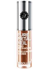 ABSOLUTE NEW YORK - Absolute New York Make-up Augen Pure Metal Veil AMV02 Blingin' Bronze 1 Stk. - Lidschatten