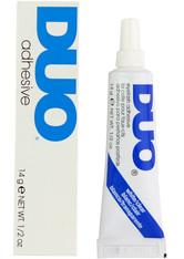 DUO - DUO - Wimpernkleber für Wimpernbänder - Eyelash Adhesive - 14g - Transparent - FALSCHE WIMPERN & WIMPERNKLEBER