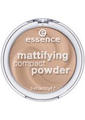 Essence Teint Puder & Rouge Mattifying Compact Powder Nr. 30 Medium Beige 12 g