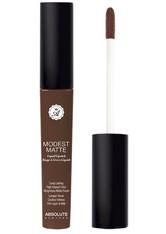Absolute New York - Flüssiger Lippenstift - Modest Matte Liquid Lipstick - Seductress