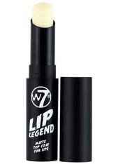 W7 Produkte Lip Legend Matte Top Coat 3g Lippenstift 3.0 g
