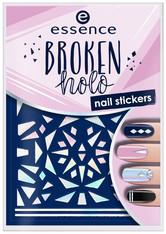 essence - Nagelsticker - broken holo nail stickers 12 - ESSENCE