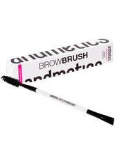 ANDMETICS - Andmetics Make Up Augenbrauen Brow Brush Duo 1 Stk. - MAKEUP PINSEL