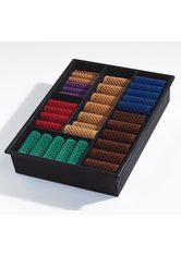 Basler Lockenwickler Sortimentskasten - Kasten schwarz mit 60 Wicklern - BASLER