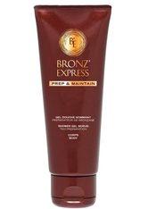 Académie Bronz'Express Prep & Maintain Shower Gel Scrub -  200 ml - ACADÉMIE
