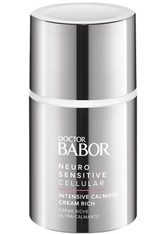 BABOR - DOCTOR BABOR Neuro Sensitive Cellular Intensive Calming Cream Rich - GESICHTSPFLEGE