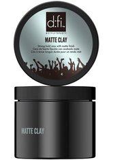 D:FI - d:fi Matte Clay - GEL & CREME