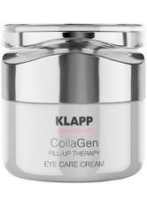 Klapp Cosmetics CollaGen Eye Care Cream 20 ml