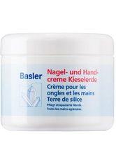 BASLER - Basler Nagel- und Handcreme Kieselerde - Dose 125 ml - HÄNDE