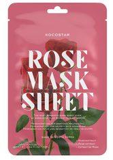 KOCOSTAR - Kocostar Slice Mask Sheet Rose - TUCHMASKEN