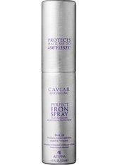 ALTERNA - Alterna Caviar Anti-Aging Perfect Iron Spray -  122 ml - HAARSPRAY & HAARLACK