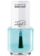 LADY B. - Lady B Unterlack mit Keratin -  12 ml - BASE & TOP COAT