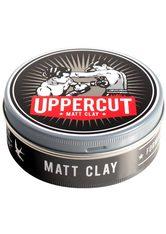 UPPERCUT DELUXE - Uppercut Deluxe Men's Matt Clay (60 g) - HAARWACHS & POMADE