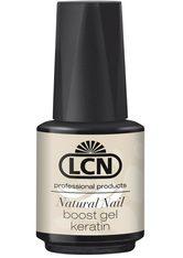 LCN - LCN Natural Nail Boost Gel - Keratin, 10 ml - BASE & TOP COAT