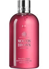 MOLTON BROWN Fiery Pink Pepper Bath & Shower Gel - MOLTON BROWN