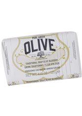 KORRES - KORRES Olive & Olive Blossom Soap - DUSCHEN & BADEN