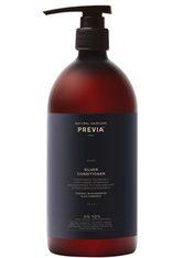 PREVIA Organic Blackberry Silver Conditioner -  1 Liter - PREVIA