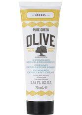 KORRES - KORRES Olive Creme Peeling - PEELING