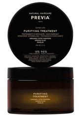 PREVIA Extra Life Purifying Treatment with Green Clay 250 ml