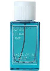 KORRES - KORRES Water / Cedar / Lime Eau de Toilette - PARFUM