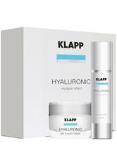 KLAPP - KLAPP HYALURONIC Multiple Effect Set - PFLEGESETS