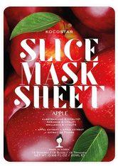 KOCOSTAR - Kocostar Slice Mask Sheet Apple - TUCHMASKEN