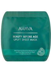 AHAVA - AHAVA Uplift Sheet Mask - TUCHMASKEN
