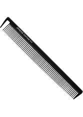 Jäneke Carbon Haarschneidekamm mit Abteilzahn