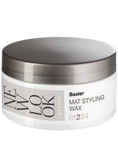 BASLER - Basler New Look Mat Styling Wax - Tiegel 100 ml - POMADE & WACHS