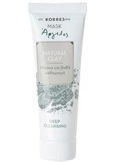 KORRES - KORRES Natural Clay Deep Cleansing Mask 18 ml - CLEANSING