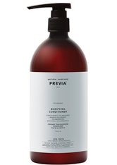 PREVIA Volumising Organic Tilia Blossom Bodifying Conditioner -  1 Liter - PREVIA