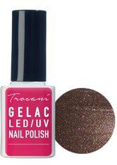 Trosani GeLac LED/UV Nail Polish Glamorous Taupe (24), 10 ml