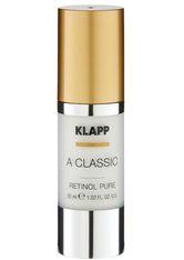 KLAPP A CLASSIC Retinol Pure Fluid - KLAPP