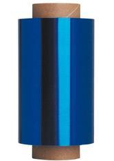 Efalock Alufolie Strähnenfolie blau 12 cm breit, 150 m lang, 15 my
