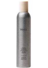 PREVIA No Gas Hairspray with Verbascum Flower Strong, 350 ml