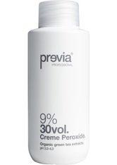 PREVIA - PREVIA Stabilized Creme Peroxide - 9 % - 30 Vol , 150 ml - HAARFARBE