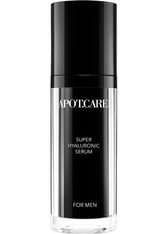APOT.CARE - APOT.CARE For Men Super Hyaluronic Serum - SERUM