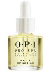 OPI - OPI Nail & Cuticle Oil - BASE & TOP COAT