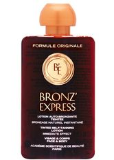 ACADÉMIE - Académie Bronz'Express Tinted Self-Tanning Lotion - SELBSTBRÄUNER
