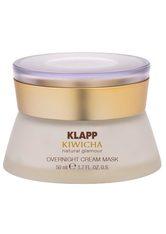 KLAPP KIWICHA Overnight Cream Mask -  50 ml - KLAPP