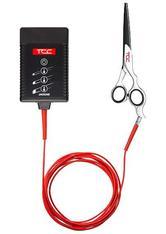 """JAGUAR TCC The Carecut Thermoschneidesystem - elektrisch erwärmte Haarschere 6"""" Friseurschere"""