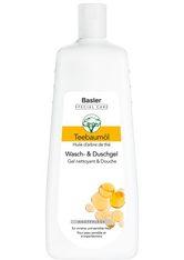 Basler Teebaumöl Wasch- & Duschgel - Sparflasche 1 Liter - BASLER