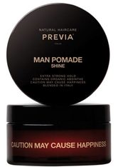 PREVIA - PREVIA MAN Pomade Shine -  100 ml - HAARWACHS & POMADE